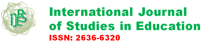 International Journal of Studies in Education (IJOSE)
